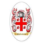 McGoldrick 2 Sticker (Oval)