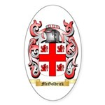 McGoldrick 2 Sticker (Oval 50 pk)