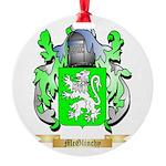 McGlinchy Round Ornament