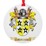 McGlennon Round Ornament