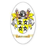 McGlennon Sticker (Oval 50 pk)