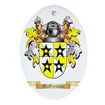 McGlennon Oval Ornament