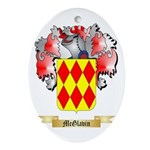 McGlavin Oval Ornament