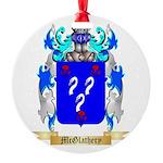 McGlathery Round Ornament