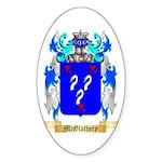 McGlathery Sticker (Oval)
