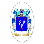 McGladery Sticker (Oval 10 pk)