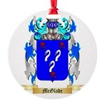 McGlade Round Ornament