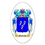McGlade Sticker (Oval 50 pk)