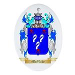 McGlade Oval Ornament