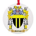 McGinty Round Ornament