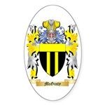 McGinty Sticker (Oval 50 pk)