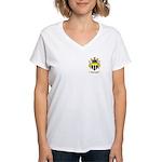 McGinne Women's V-Neck T-Shirt