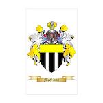 McGinne Sticker (Rectangle 50 pk)