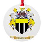 McGinn Round Ornament