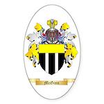 McGinn Sticker (Oval 50 pk)
