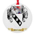 McGinley Round Ornament