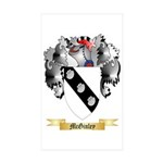 McGinley Sticker (Rectangle 10 pk)