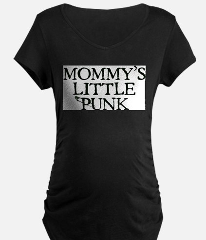Cool Punk rock mommy T-Shirt