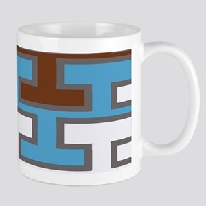 Manly Bricked Tiles Mugs