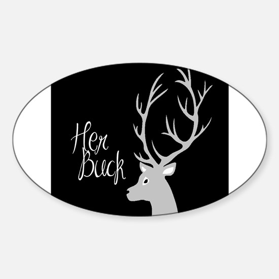 her buck Decal