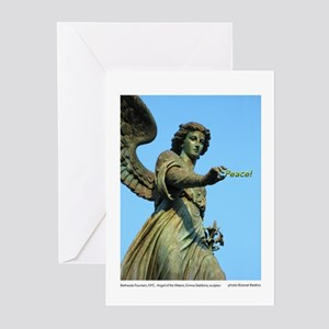 Bethesda Angel Peace Greeting Cards (pack Of 20)