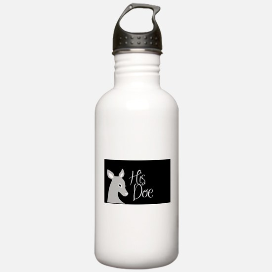 his doe Water Bottle