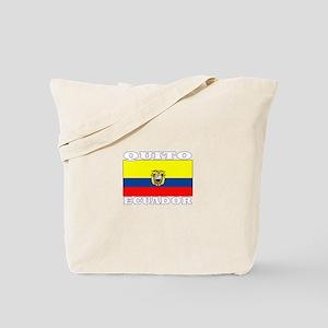 Quito, Ecuador Tote Bag