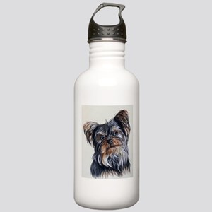 adorable yorkie Stainless Water Bottle 1.0L