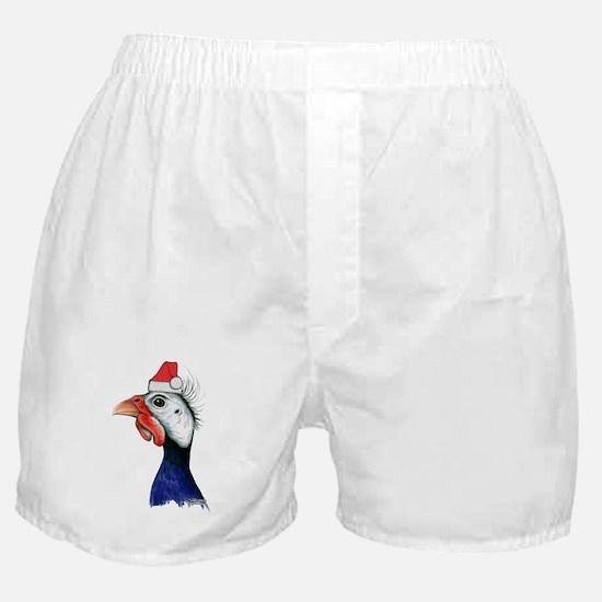Guinea Santa Claus Boxer Shorts