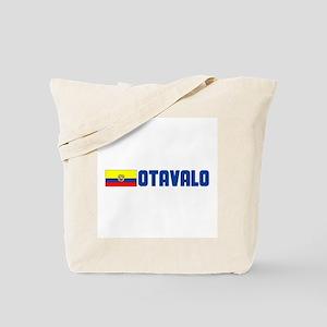 Otavalo, Ecuador Tote Bag