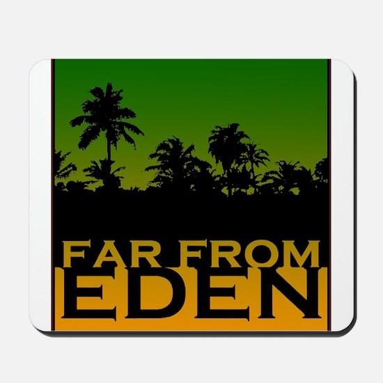 Far From Eden Rasta Theme Mousepad
