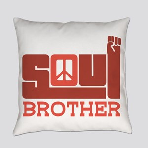 Soul Brother Everyday Pillow