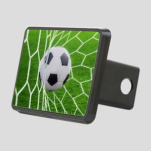 Football Goal Rectangular Hitch Cover