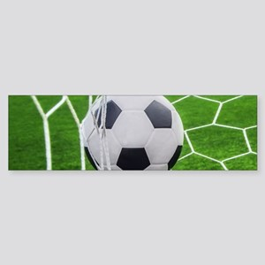 Football Goal Bumper Sticker