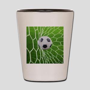 Football Goal Shot Glass
