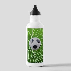 Football Goal Sports Water Bottle
