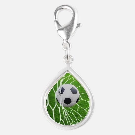 Football Goal Charms