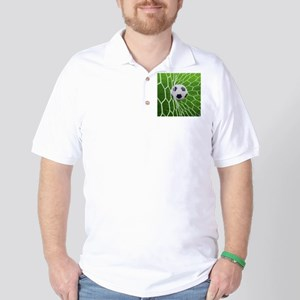 Football Goal Golf Shirt