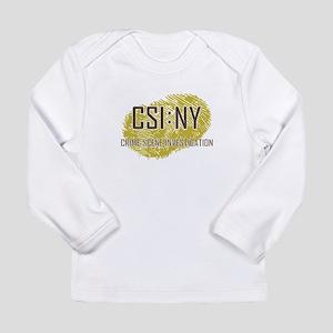 CSI : NY Long Sleeve Infant T-Shirt