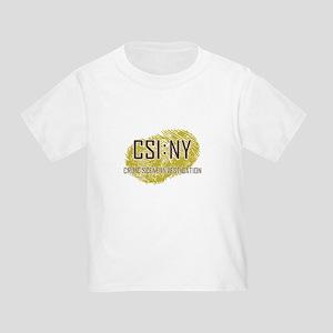 CSI : NY Toddler T-Shirt