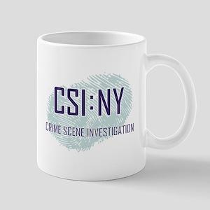 CSI : NY Mug
