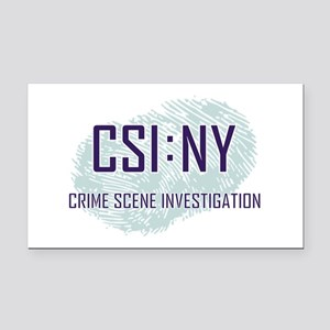 CSI : NY Rectangle Car Magnet