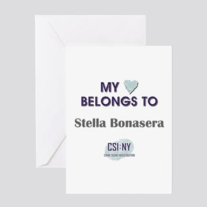 STELLA BONASERA Greeting Card