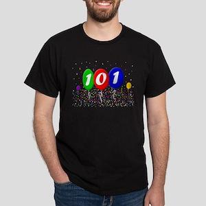 101st Birthday Dark T-Shirt