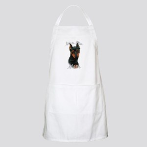Min Pin Mom2 BBQ Apron