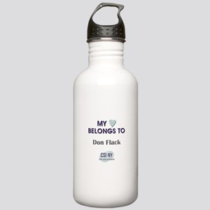 DON FLACK Stainless Water Bottle 1.0L