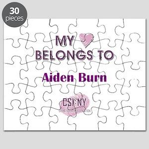 AIDEN BURN Puzzle