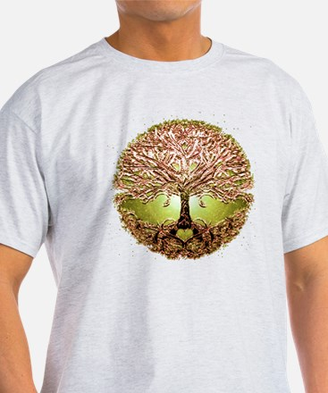 Funny Tree roots T-Shirt