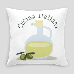 Cucina Italiana Everyday Pillow
