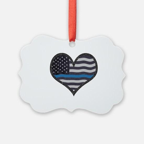 Law enforcement Ornament